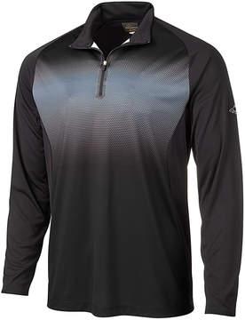 Greg Norman For Tasso Elba Men's Mock Neck Quarter-Zip Shirt, Created for Macy's