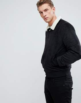 ONLY & SONS Suedette Jacket