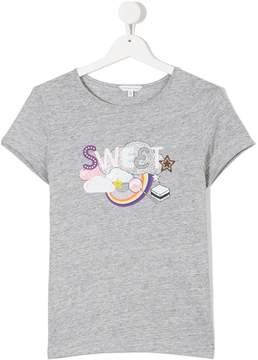 Little Marc Jacobs graphic print T-shirt