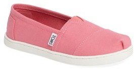 Toms Infant Girl's Classic Print Slip-On