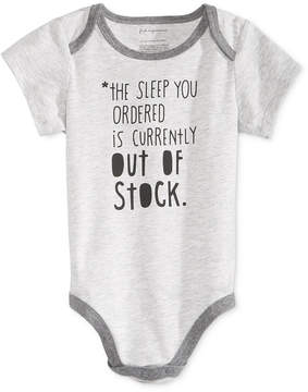 First Impressions Out of Stock Bodysuit, Baby Boys & Baby Girls (0-24 months), Created for Macy's