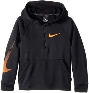Nike Dry Training 1/4 Zip Pullover Hoodie Boy's Sweatshirt