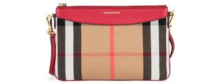 Burberry Red Pochette - RED - STYLE