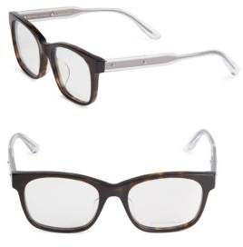 Bottega Veneta Shiny, 19MM, Optical Wayfarer Glasses