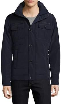 J. Lindeberg Men's Bailey 56 Structured Jacket