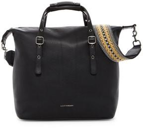 Lucky Brand Caro Leather Satchel