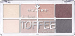 Essence All About Toffee Eyeshadow Palette