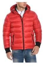 Rossignol Men's Red Polyamide Down Jacket.