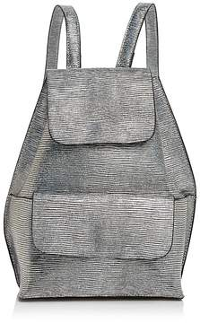 Street Level Flap Embossed Backpack