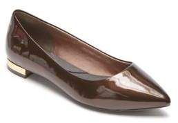 Rockport Total Motion Adelyn Leather Flats