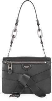 Moschino Chain Strap Shoulder Bag