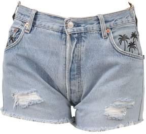 Chiara Ferragni Do Not Disturb Shorts
