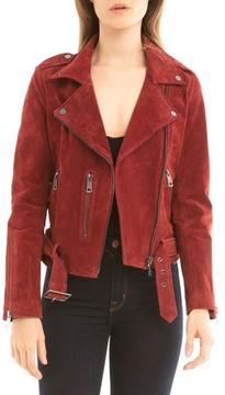 Bagatelle Women's Suede Jacket