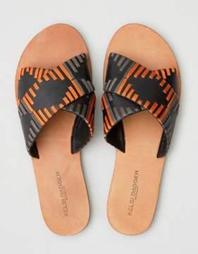 American Eagle Outfitters Kelsi Dagger Brooklyn Crown Sandal