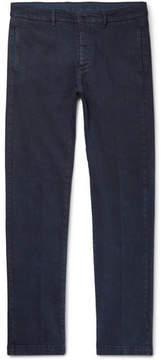 Massimo Alba Slim-Fit Stretch-Cotton Twill Trousers
