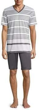 Hanro Flat Front Cotton Shorts