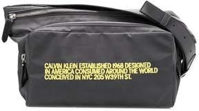 Calvin Klein printed belt bag