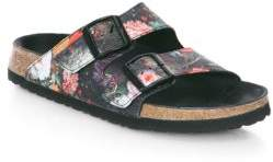 Birkenstock Arizona Lux Floral Bouquet Slides