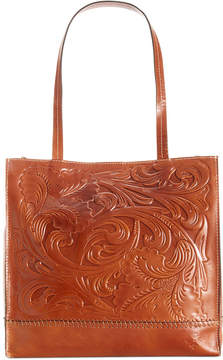 Patricia Nash Tooled Toscano Tote