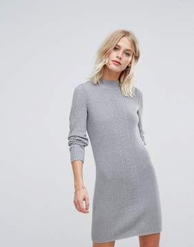 Esprit Knitted Mini Dress