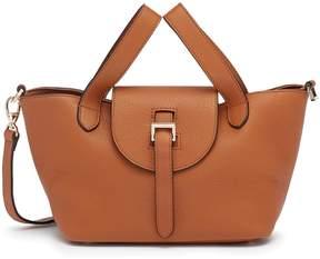 Meli-Melo 'Thela' mini leather crossbody bag