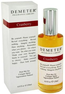Demeter Cranberry Cologne Spray for Women (4 oz/118 ml)
