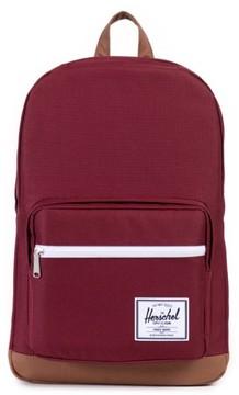 Herschel Men's 'Pop Quiz' Backpack - Burgundy
