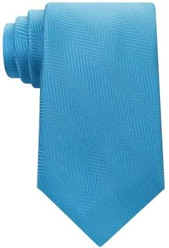 Michael Kors Tonal Chevron Necktie