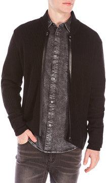 Cheap Monday Knit Bomber Jacket