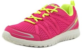 Fila Flyver Round Toe Synthetic Sneakers.