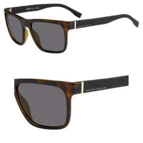 HUGO BOSS Sunglasses Boss Black Boss 918/S 0Z2I Havana Black / NR brown gray lens