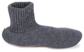 Muk Luks Men's Morty Slipper Sock