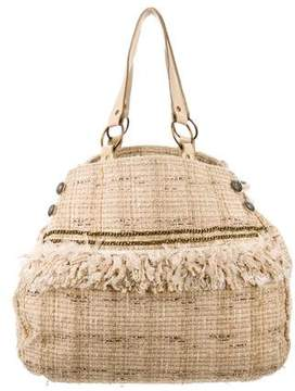 Junya Watanabe Bouclé Shoulder Bag