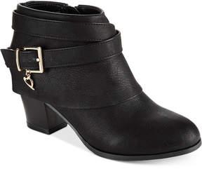 Thalia Sodi Teca Cuff Booties, Created for Macy's Women's Shoes