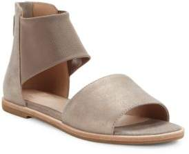 Eileen Fisher Sign Nubuck Leather Sandals
