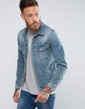 Nudie Jeans Billy Denim Jacket Light Shades