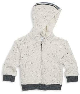Splendid Little Boy's Speckled Hoodie