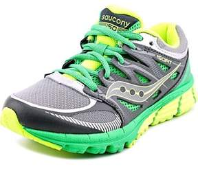 Saucony Zealot Youth W Round Toe Synthetic Multi Color Running Shoe.