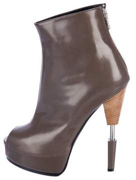 Ruthie Davis Leather Ankle Boots