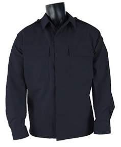 Propper Men's Bdu 2-pocket Shirt Long Sleeve 65p/35c.