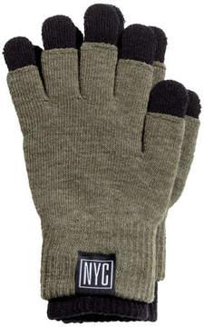 H&M Gloves/Fingerless Gloves - Green