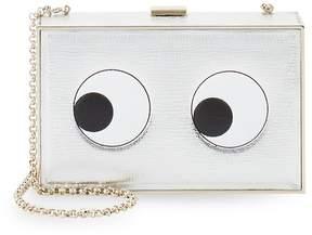 Anya Hindmarch Women's Imperial Eyes Clutch