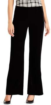 Chaps Women's Stretch Velvet Pants