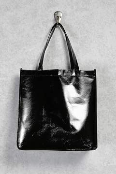 FOREVER 21 Glossy Eco Tote Bag