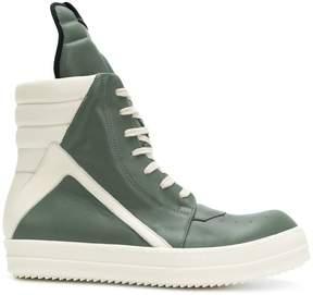 Rick Owens Geobasket hi-top sneakers