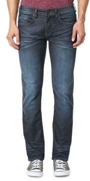 Buffalo David Bitton Six-X Straight Whisker Jeans