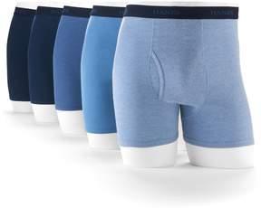 Hanes Men's Ultimate ComfortFlex Waistband Holiday Box 5-pack + 2 Bonus Boxer Briefs