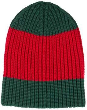 Gucci Web Wool Hat