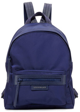 Longchamp Le Pliage Small Nylon Backpack, Navy - NAVY - STYLE