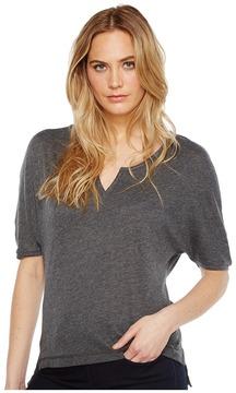 Alternative Eco Gauze Roam Short Sleeve Tee Women's T Shirt